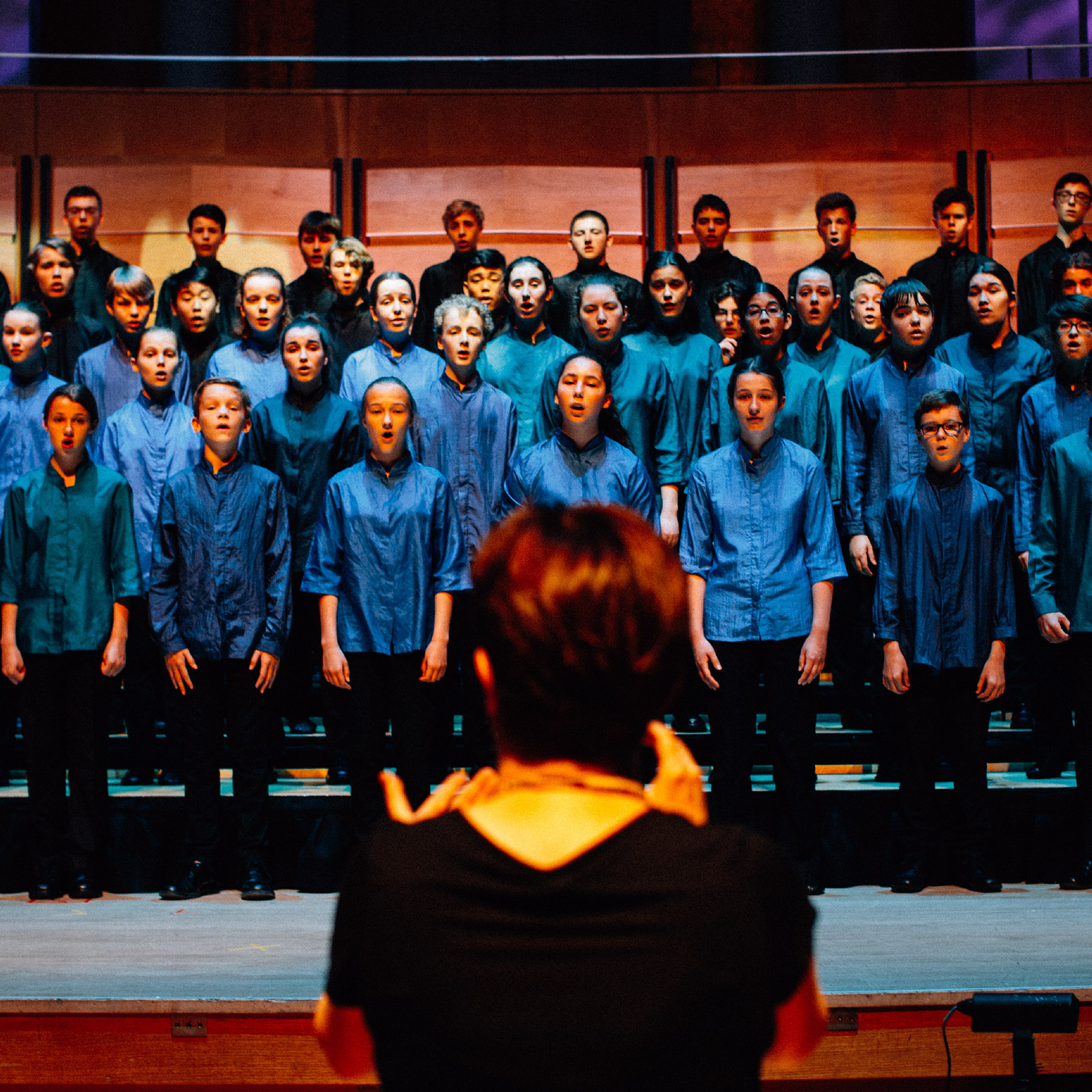 The Sydney Children's Choir - Gondwana World Choral Festival