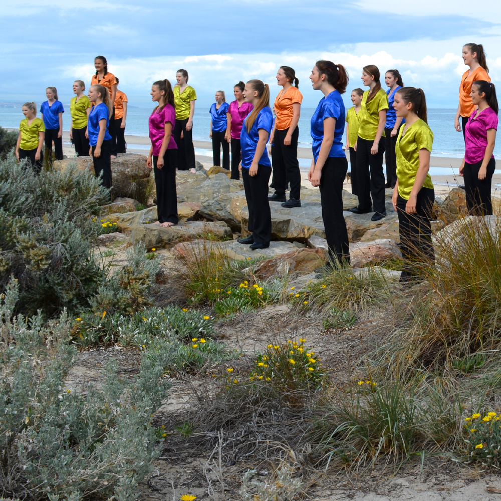 Young Adelaide Voices - Gondwana World Choral Festival